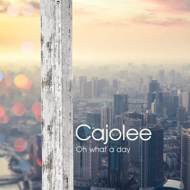 Cajolee CD Cover1-klein